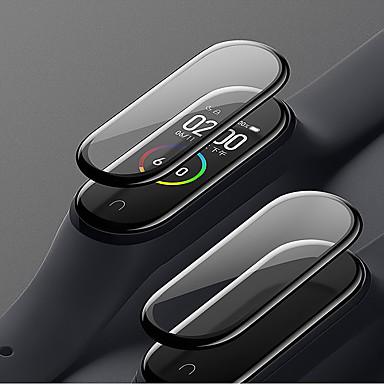 Недорогие Защитные плёнки для экранов Xiaomi-защитная пленка для xiaomi band 4 против царапин 3d защитная пленка с полным покрытием