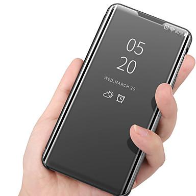 Недорогие Чехлы и кейсы для Galaxy S-зеркальный чехол для телефона с подставкой для Samsung Galaxy S20 S20 Plus S20 Ultra S10 S10E S10 PLUS S10 5G S9 S9 PLUS A51 A71 A81 A91 A10 A20 A30 A30 A40 A50 A70S A50S A30S A20E Примечание 10