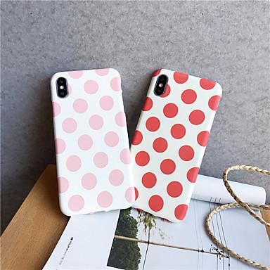 Недорогие Кейсы для iPhone 6-Кейс для Назначение Apple iPhone 11 / iPhone 11 Pro / iPhone 11 Pro Max Защита от удара Кейс на заднюю панель Геометрический рисунок ТПУ
