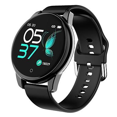 povoljno Muški satovi-Smart Satovi Šiljci za meso Moderna Sportski Silikon 30 m Vodootpornost Heart Rate Monitor Bluetooth Šiljci za meso Ležerne prilike Outdoor - Crn Zlato Srebro