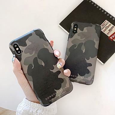 Недорогие Кейсы для iPhone 6-чехол для яблока iphone 11 / iphone 11 pro / iphone 11 pro max ударопрочный / imd / рисунок линии задней крышки / волны тпу для iphone x xs xr xs max 8 8plus 7 7plus 6 6plus 6s 6s plus