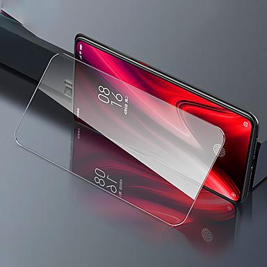 Недорогие Защитные плёнки для экранов Xiaomi-Защитная пленка для экрана xiaomi mi 9t / 9t из закаленного стекла Защитная пленка для экрана высокой четкости (hd) / 9h твердость / взрывозащищенный