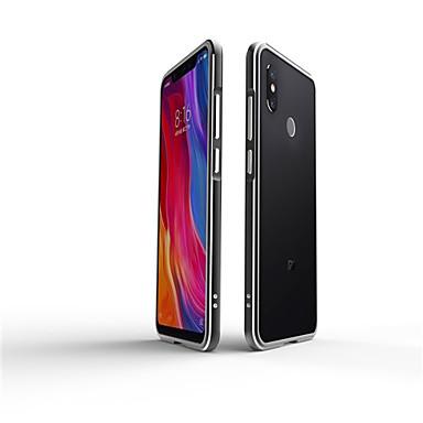 Недорогие Чехлы и кейсы для Xiaomi-роскошный металлический бампер чехол для телефона для xiaomi redmi k20 k20 pro алюминиевая рама 3d защитная крышка для xiaomi 8 6 чехол противоударный