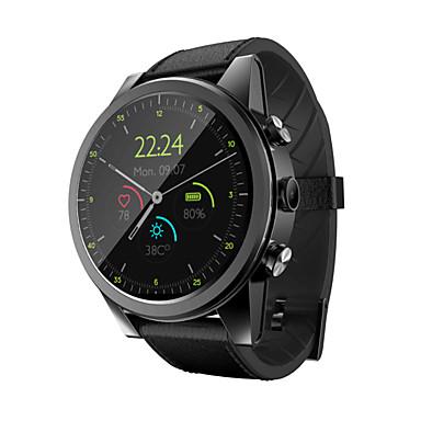 Недорогие Смарт-электроника-Indear X360 мужчины женщины SmartWatch MTK6739 Bt Android IOS Wi-Fi 3 г 4 г водонепроницаемый сенсорный экран GPS монитор сердечного ритма спортивный таймер секундомер шагомер напоминание об