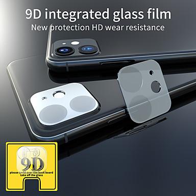 Недорогие Защитные плёнки для экрана iPhone-AppleScreen ProtectoriPhone 11 Зеркальная поверхность Протектор объектива камеры 1 ед. Закаленное стекло