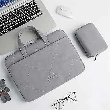 povoljno Futrole za laptop-torba za laptop i miš 14 14 inčna torba za laptop torbica torbice torbice otporna na udarce prijenosno računalo za laptop macbook air pro