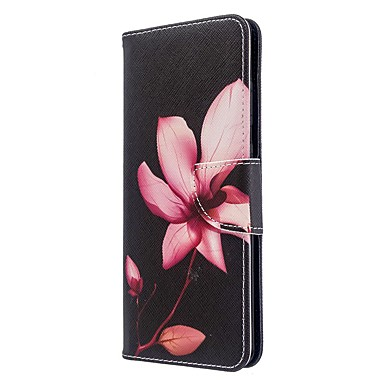 Недорогие Чехлы и кейсы для Galaxy S-чехол для samsung galaxy s20 ultra / s20 plus / s10 plus кошелек / визитница / с подставкой для кейсов из искусственной кожи lotus lotus чехол для samsung s9 / s9 plus / s8 plus / s10e / s7 edge
