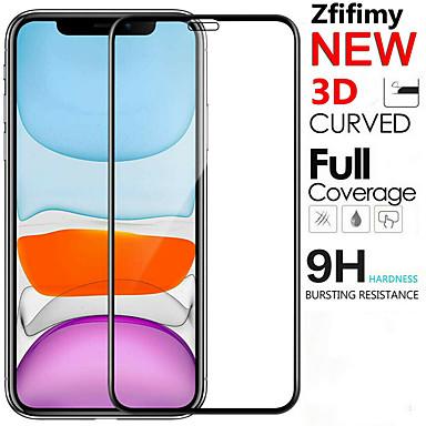 Недорогие Защитные плёнки для экрана iPhone-протектор экрана из закаленного стекла для iphone 11 pro стекло на iphone xr x xs max защитная пленка для стекла iphone 11 pro max