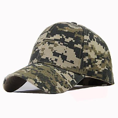 povoljno Modni dodaci za muškarce-Muškarci Uniseks Color block Osnovni Pamuk-Šilterica Proljeće Ljeto Crn Vojska Green Djetelina