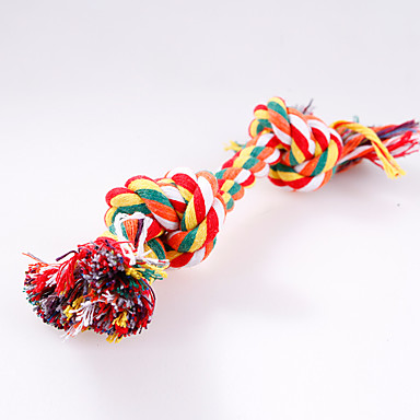 baratos Brinquedos para Cães-Brinquedos para roer Cordas Osso da Mordida Gato Cachorro Animais de Estimação Brinquedos Corda Têxtil Dom