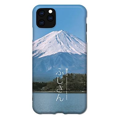 Недорогие Кейсы для iPhone X-Мода iphone 11 чехол милый яркий мультфильм IMD матовое крепление Fuji чехол Slim Fit мягкий защитный чехол для Apple iPhone 7 / iPhone 8