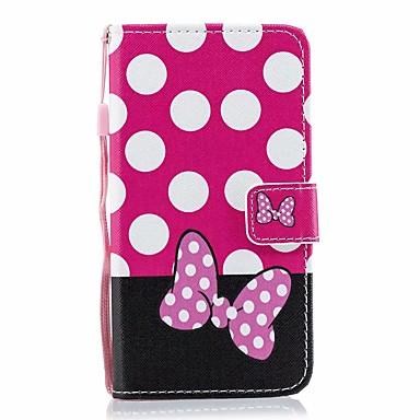 Недорогие Кейсы для iPhone 7-Кейс для Назначение Apple iPhone 11 / iPhone 11 Pro / iPhone 11 Pro Max Бумажник для карт / со стендом / Флип Чехол Бабочка / Однотонный / Цветы Кожа PU