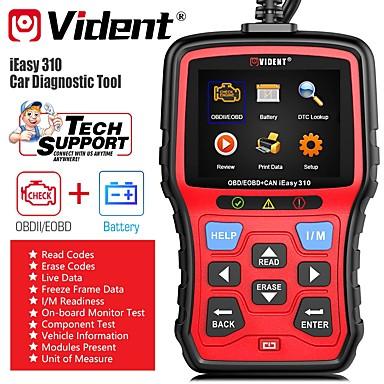 povoljno Alati i oprema-vident ieasy310 obd2 skener obdii čitač koda i alat za dijagnostiku automobila obd2 automobilski skener