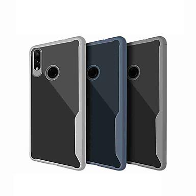 Недорогие Чехлы и кейсы для Xiaomi-чехол для xiaomi redmi note 8 pro / redmi note 8 / redmi note 8t противоударный / прозрачная задняя крышка прозрачный тпу для redmi k30 / redmi 8a / redmi 8 / mi cc9 pro / mi cc9 / mi cc9e