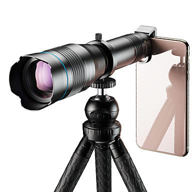 저렴한 핸드폰 카메라 부착-핸드폰 렌즈 장 초점 렌즈 안경 60x 50mm 5m 3.3 ° 창의적 재미