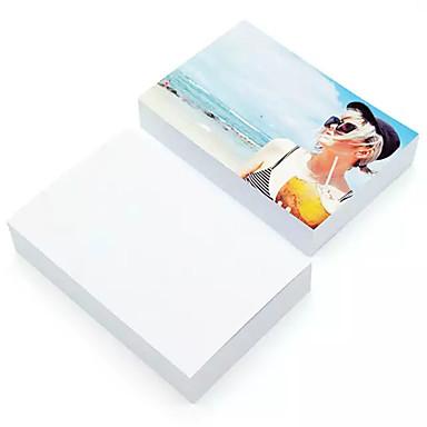 povoljno 3D pisač pribor-100 listova 8-inčni fotografski papir sjajni tiskarski papir za fotografije
