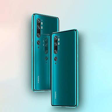 Недорогие Чехлы и кейсы для Xiaomi-магнитный чехол для xiaomi mi 10 pro / xiaomi note 10 pro 5g / redmi cc9 pro ударопрочный / водостойкий / прозрачное закаленное стекло / металлический корпус для mi max 3 / redmi note 8 pro / redmi