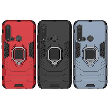 povoljno Maske za mobitele-futrola za huawei prizor karte huawei p30 p30 lite p30 pro željezo čovjek serija nevidljivi prsten nosač pc tpu 2-u-1 oklop anti-pad telefonska futrola
