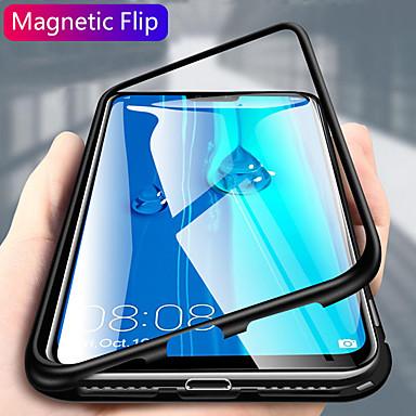 povoljno Maske/futrole za Huawei-magnetska futrola za telefon za huawei p30 / p20 pro lite huaweimate30 / 20 pro mate20x huawei nova5 / 5i pro 3 / 3i 4 / 4e jednostrana magnetska futrola za telefon