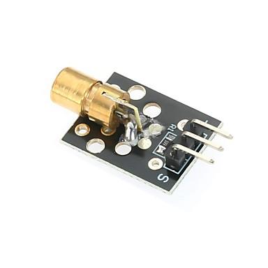 ieftine Senzori-10pcs ky-008 modul de transmisie laser avr pic