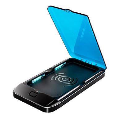 ieftine Accesorii Creative-sterilizator pentru telefon mobil Sterilizator multifuncțional portabil uv ușor telefon sterilizator funcție de aromaterapie cu încărcare wireless
