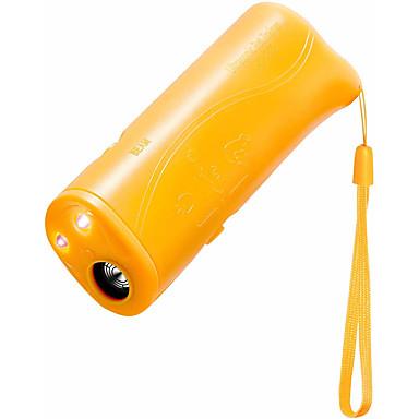 levne LED nová světla-Led ultrazvukové proti kůře štěkání trénink psů odpalovač ovládání trenér zařízení 3 v 1 proti štěkání zastavit kůra trénink psů zařízení