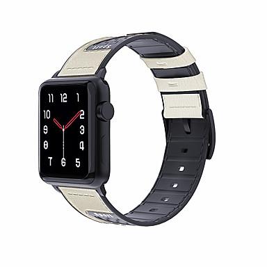 povoljno Apple Watch remeni-Pogledajte Band za Apple Watch Series 5 / Apple Watch Series 4 / Apple Watch Series 3 Apple Sportski remen Silikon Traka za ruku