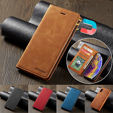 cheap Cell Phone Cases-Luxury Leather Magnetic Flip Case for Samsung Galaxy A01 A11 A21 A31 A41 A51 A71 A81 A91 A10 A20 A30 A40 A50 A70 A30S A50S A70S A20E A7 2018 S20 S20 Plus S20 Ultra S10 S10E S10 Lite S10 Plus