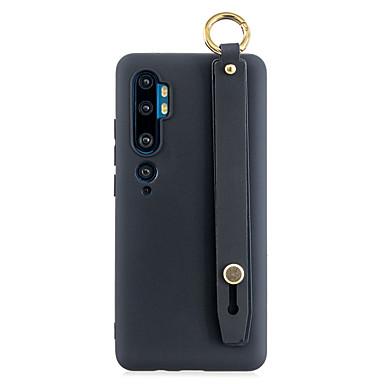Недорогие Чехлы и кейсы для Galaxy Note 4-чехол для xiaomi scene map xiaomi note 10 redmi note 8 note 8 pro новая подставка для мобильного телефона с утолщенным матовым браслетом из тпу