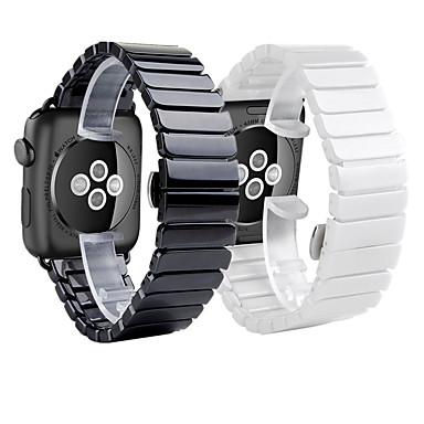 preiswerte Handy-Zubehör-Keramikarmband für Apple Uhrenarmband 38/40mm 42/44mm Smartwatch iwatch Serie 5 4 3 2 1