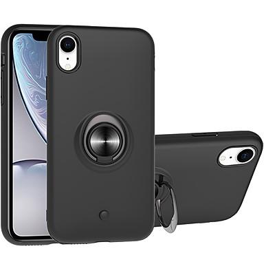 Недорогие Кейсы для iPhone-iphone11 pro max x / xs xr xsmax 8/7 6/6 с плюс противоударный чехол / кольцевой кронштейн гироскопический чехол для телефона с декомпрессией