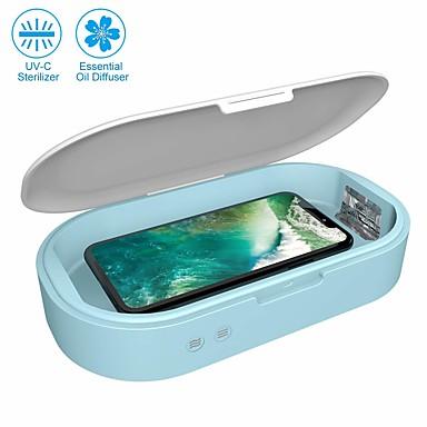 pametni telefon sanitizer prijenosni božićni uv svjetla mobitel sanitizer sterilizator čistač aromaterapija funkcija dezinfektor za sve iphone četkica za zube android android mobitel