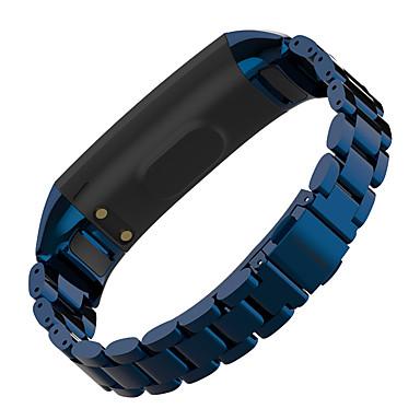 preiswerte Uhrenarmbänder für Huawei-Uhrenarmband für Huawei Honor Band 4 / Huawei Honor 5 Huawei Klassische Schnalle Edelstahl Handschlaufe