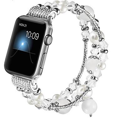 povoljno Apple Watch remeni-Pogledajte Band za Apple Watch Series 5/4/3/2/1 Apple Dizajn nakita Smola Traka za ruku