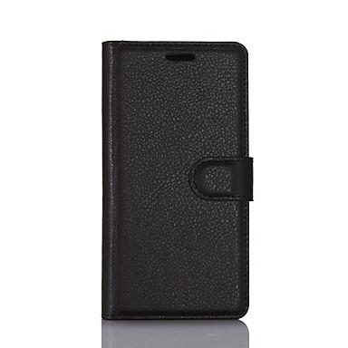 povoljno Maske za mobitele-Θήκη Za Samsung Galaxy S9 / S9 Plus / S7 Active Novčanik / Utor za kartice / Zaokret Korice Jednobojni PU koža / TPU
