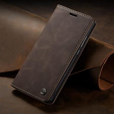Недорогие Чехлы и кейсы для Xiaomi-Caseme новый ретро кожаный магнитный флип чехол для xiaomi mi 9 / 9t со слотом для карт памяти, подставка для xiaomi redmi k20 / k20 pro чехол