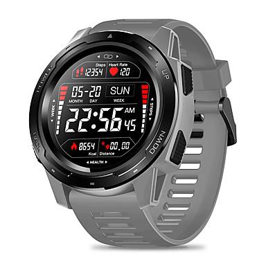 billige Smarture-zeblaze vibe 5 pro farve berøringsskærm smartwatch puls multisport tracking smartphone med meddelelser wr ip67 ur