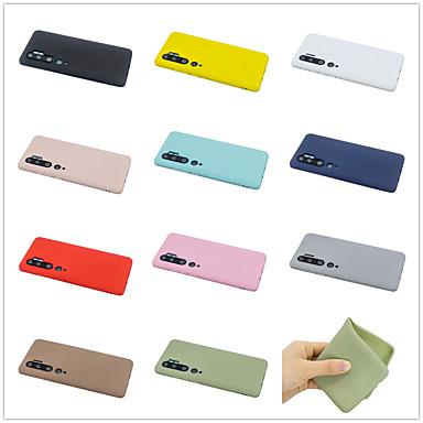 Недорогие Чехлы и кейсы для Galaxy Note 4-чехол для xiaomi сцены карта xiaomi note 10 redmi note 8 note 8 pro новый конфеты цвет утолщенный матовый тпу все включено чехол для мобильного телефона sz