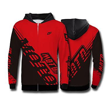 Недорогие Мотоциклетные куртки-moto gp внедорожный мотоцикл джерси флис теплый свитер езда на велосипеде одежда скоростной спуск одежда спортивная повседневная куртка