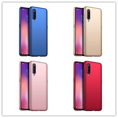 Недорогие Чехлы и кейсы для Xiaomi-чехол для телефона с полным покрытием для xiaomi mi note 10 / note 10 pro / cc9 pro / cc9 / cc9e / 9 / 9lite / 9se / 9t / 9t pro / k30 / k20 / k20 pro / note 8 / note 8pro матовый жесткий задний чехол