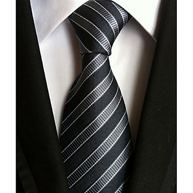 ieftine Cravate-Bărbați Imprimeu / Jacquard Petrecere / Birou / De Bază Cravată