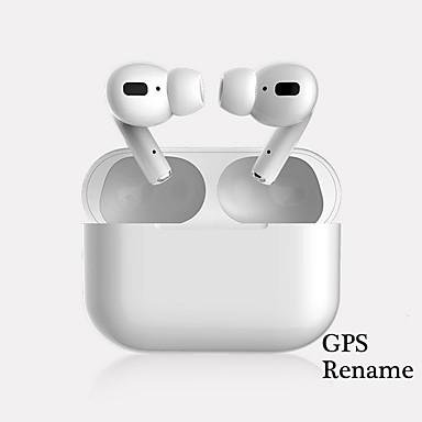 tanie Słuchawki i zestawy słuchawkowe-airpods pro tws bezprzewodowa słuchawka sport t wyskakujące okienko bluetooth automatyczne wykrywanie ucha