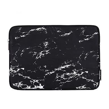ieftine Carcase Laptop-13.3 14.1 15.6 inch universală de marmură rezistentă la apă, rezistentă la școală cu mânecă pentru laptop, pentru macbook / surface / xiaomi / hp / dell / samsung / sony etc