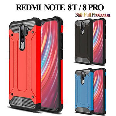 Недорогие Чехлы и кейсы для Xiaomi-Чехол для телефона из прочной брони для Xiaomi Redmi Note 8t Note 8 Pro Note 7 Xiaomi Mi 10 mi 9lite mi 9se mi cc9 pro mi cc9e mi 9t redmi k30 k20 противоударная задняя крышка