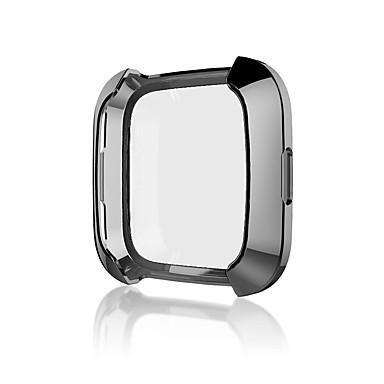 Недорогие Аксессуары для смарт-часов-чехлы для fitbit и силиконовой совместимости fitbit