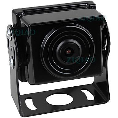 Недорогие Камеры заднего вида для авто-ziqiao 480tvl 1920 x 1080 ccd проводная 140-градусная камера заднего вида водонепроницаемая / АХД для автобуса / грузовика