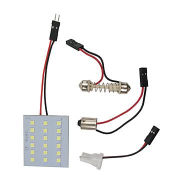Недорогие Освещение салона авто-otolampara 1шт 31мм / 41мм / 36мм автомобильные лампочки 9 Вт smd 3030 720 лм 18 светодиодные фонари для универсального все модели все годы