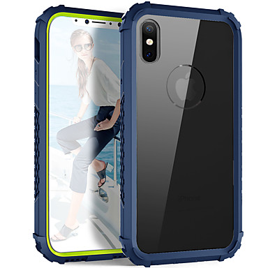 Недорогие Кейсы для iPhone-Кейс для Назначение Apple iPhone 11 / iPhone 11 Pro / iPhone 11 Pro Max Защита от удара Кейс на заднюю панель Плитка Акрил