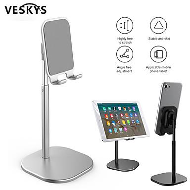 billige Telefonholder-veskys roterende tablet fleksibel telefonholder til iphone universal celle desktop stativ til telefon tablet tablet mobil supporttabel