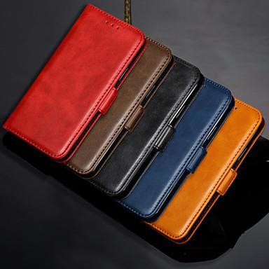 Недорогие Чехлы и кейсы для Xiaomi-чехол для xiaomi mi 8 9 8lite 9t 9se держатель карты магнитный корпус всего линии волны искусственная кожа